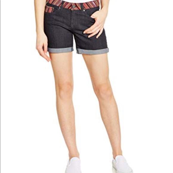 Organic Denim Wjp Shorts Ss Firm 4 Kara Prana Poshmark OiwPTXZkul